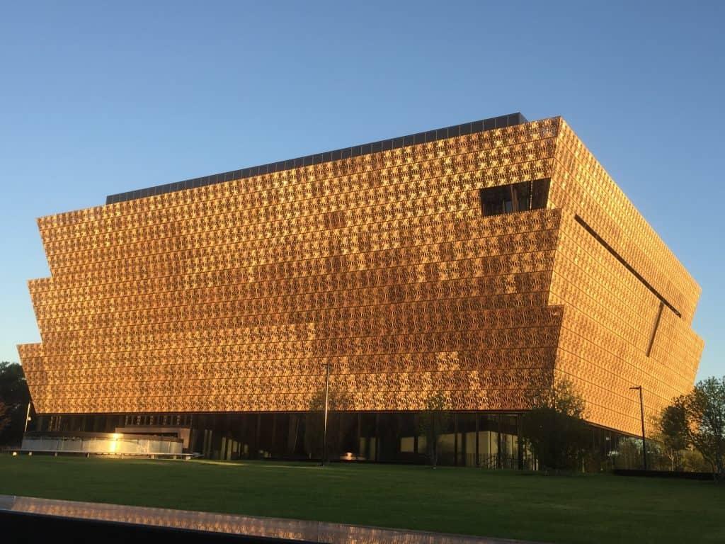 New Smithsonian Building