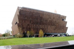 Opening Of The New NMAAHC Building
