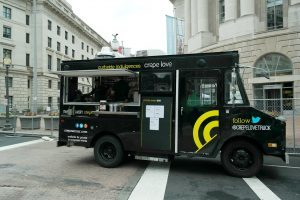 Washington D.C. Crepe Food Truck