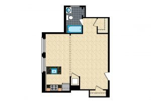 2000-Connecticut-Tier-19-floor-plan-300x205