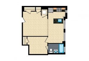 2000-Connecticut-Unit-104-floor-plan-300x205