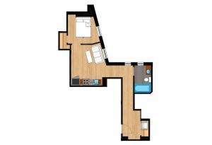 The-Drake-Unit-222-floor-plan-300x205