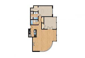 The-Gatsby-Unit-106-406-floor-plan-300x205