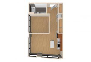 The-Harper-Unit-718-floor-plan-300x205