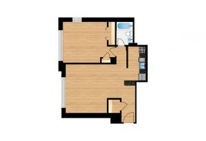 The-Park-Crest-Unit-103-floor-plan-300x205