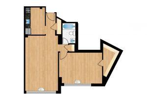 The-Park-Monroe-Tier-15-floor-plan-300x205