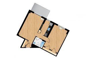 The-Park-Monroe-Tier-17-floor-plan-300x205