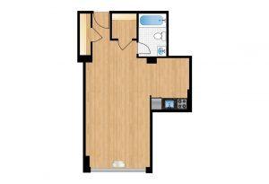 The-Park-Monroe-Tier-9-floor-plan-300x205