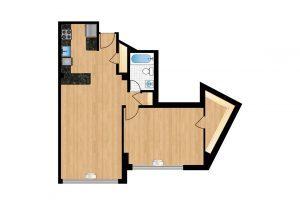 The-Park-Monroe-Unit-1015-floor-plan-300x205