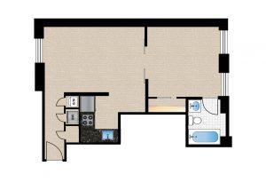 The-Preston-Unit-1-floor-plan-300x205