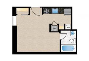 The-Preston-Unit-4-floor-plan-300x205