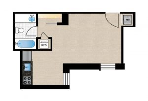 The-Preston-Unit-5-floor-plan-300x205