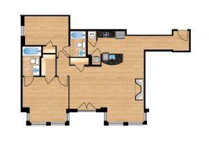 The-Regent-Unit-103-floor-plan-300x205