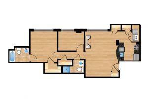 The-Regent-Unit-104-floor-plan-300x205