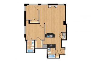 The-Regent-Unit-106-floor-plan-300x205