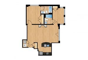 The-Regent-Unit-107-floor-plan-300x205