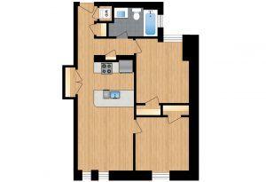 The-Santa-Rosa-Unit-404-floor-plan-300x205