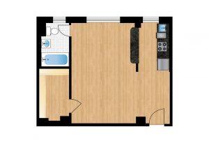 The-Windermere-Harrowgate-Unit-109-809-floor-plan-300x205