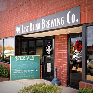 Featured Day Trip from D.C.: Lost Rhino Brewing Company