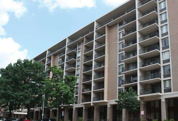 The Hamilton House Apartments In Dupont Circle Keener
