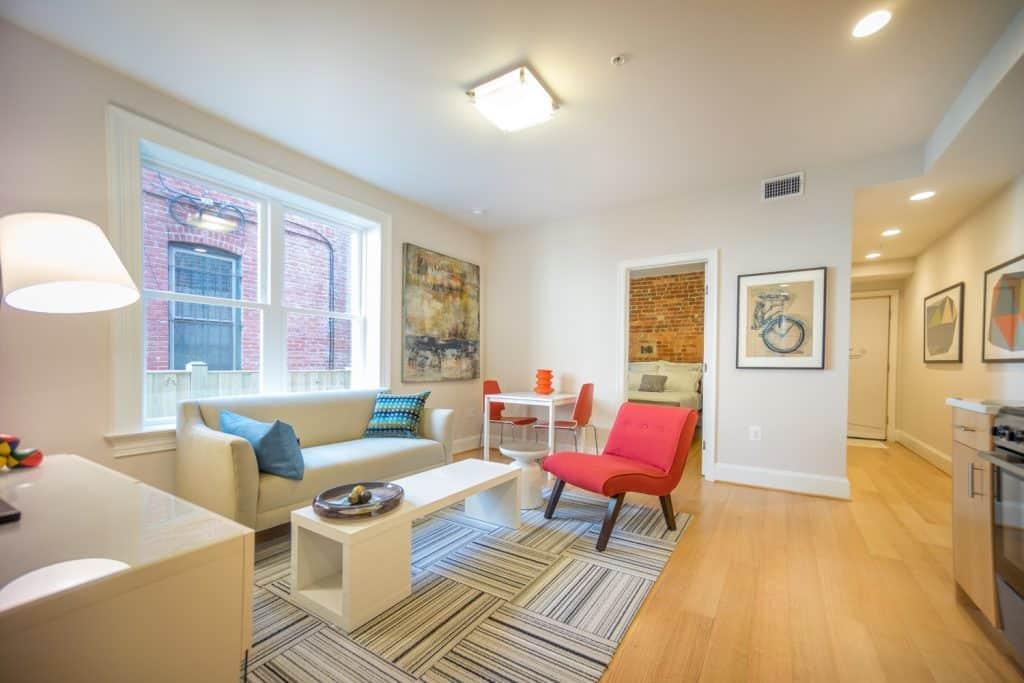 Sutton Plaza Apartment Modern Design