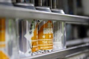DC Beer On A Shelf