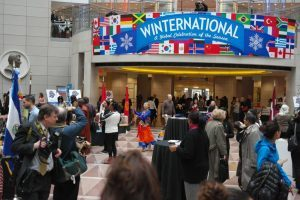 D.C. Winternational Event