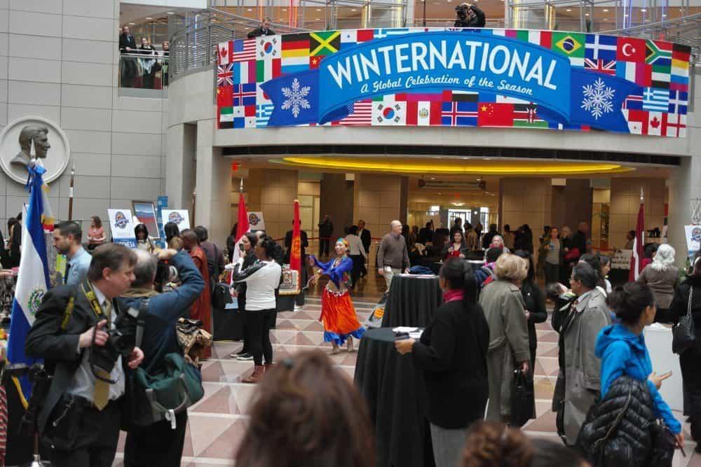 D.C. Winternational Event