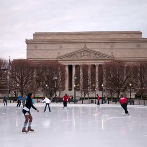 Three D.C. Ice Rinks to Visit This Year
