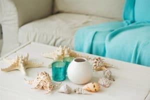 DIY Summer Decor Made From Sea Shells