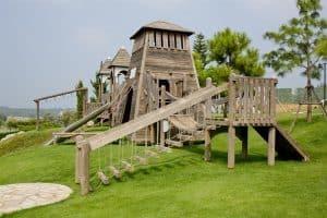 wooden-playground