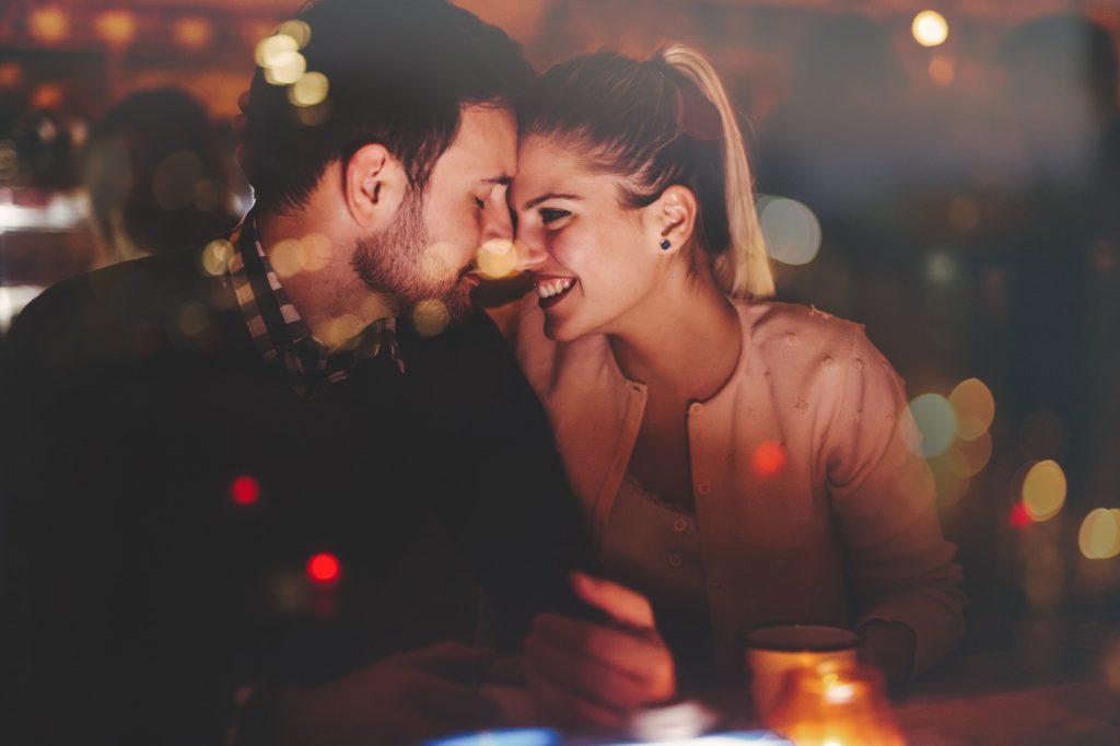 Couple Exploring Alternative Date Ideas