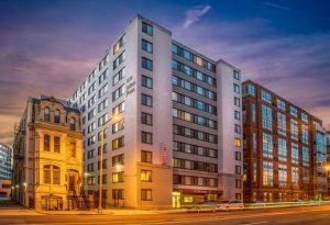 apartment - building