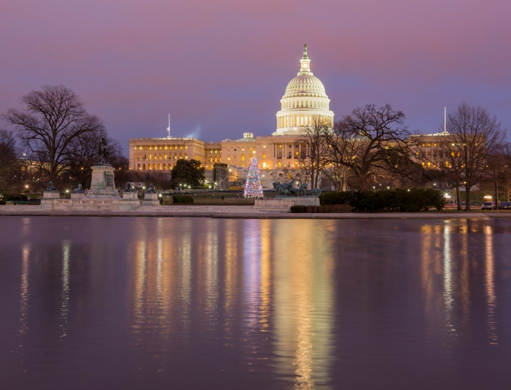 Luxury apartments in Washington