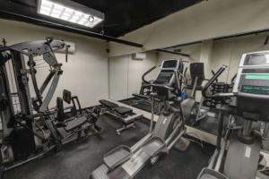 M Street Apartment Gym