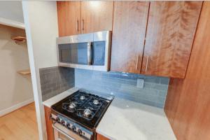 M Street Apartment Kitchen