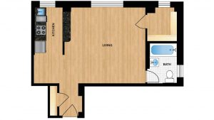 Windermere Harrowgate W108 - W808 Floor Plan