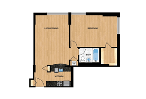 Sutton Plaza Tier 2 Floor Plan