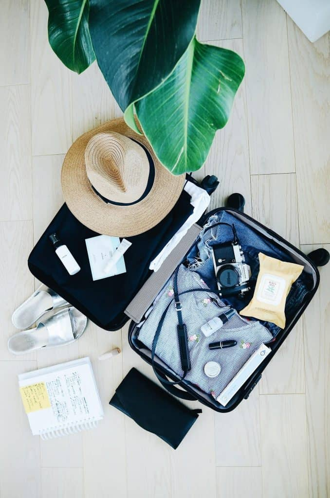 Steps Before Traveling on Vacation