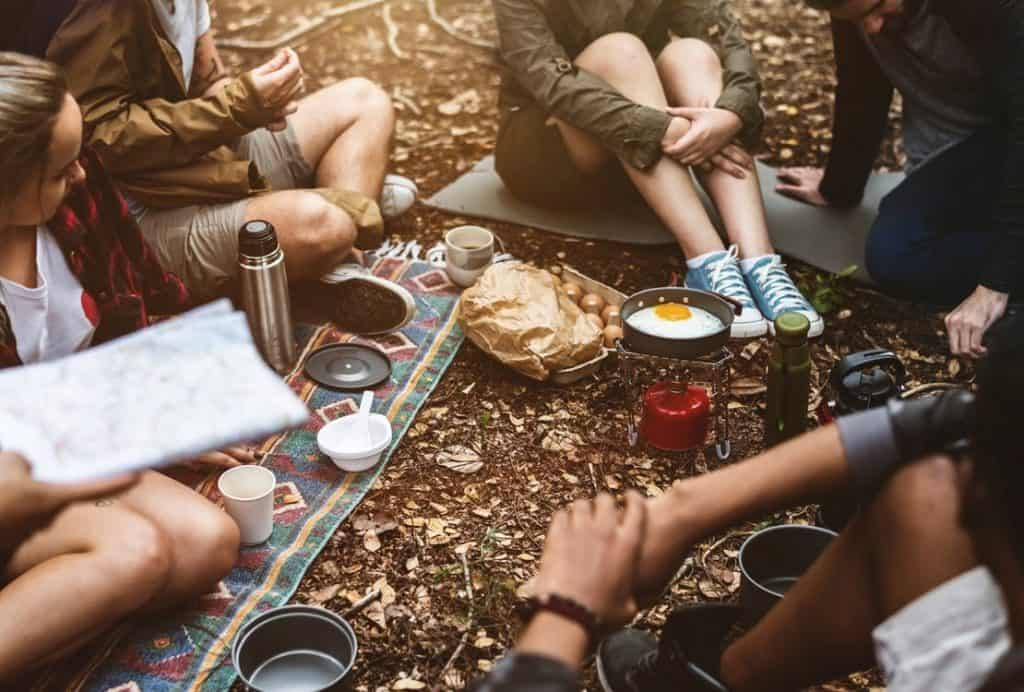 Camping Spots in Washington DC