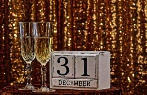 December 31 New Years