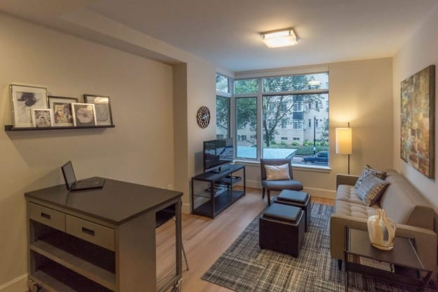 Dupont Circle Fully Furnished Apartmetnts