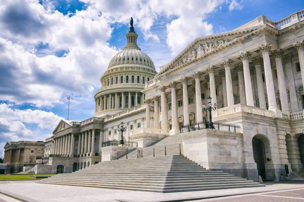 Historic Washington DC Buildings