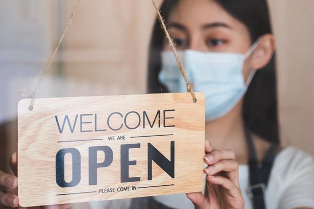 Washington DC Businesses Opening Back Up