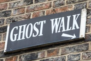Ghost Tours and Spooky Happenings in the Washington DC Area